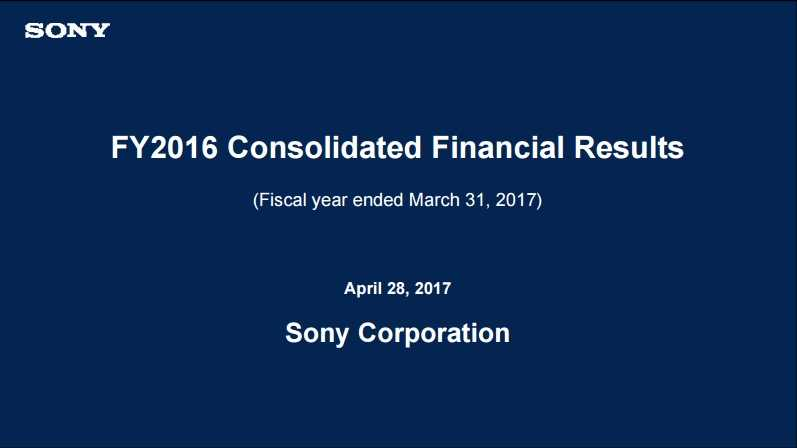 The-latest-financial-reports-from-Sony2